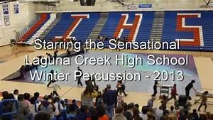 Full Circle - Laguna Creek HS Winter Percussion 2013 - YouTube