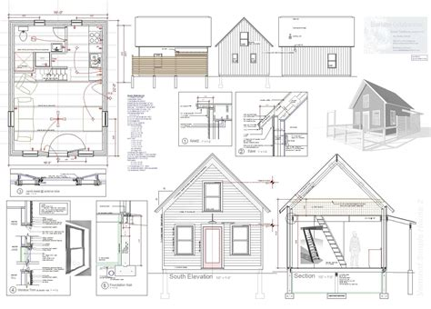 builder house plans how to build a tiny house
