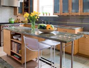 Budget Kitchen Island Ideas by Small Kitchen Island Ideas For Every Space And Budget