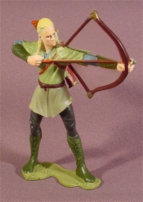 Amazon Com Burger King The Lord Of The Burger King 2001 Lord Of The Rings Legolas Figure 4 Quot