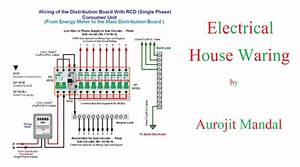 Do Electrical House Wiring In Autocad By Aurojit Mandal