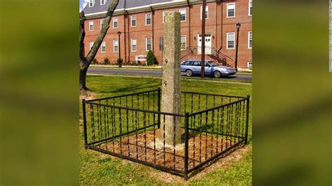 Delaware removes whipping post outside courthouse - CNN
