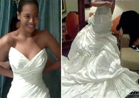 Beyonce's Wedding Dress (finally) Revealed