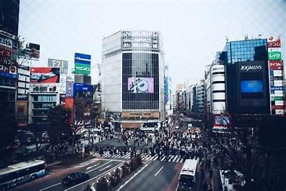 Shibuya Crossing Tokyo Tokyobanhbao Think Famous Had