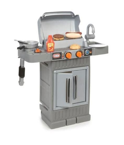 Barbeque Little Tikes Cook 'n Grow Bbq Grill Indoor