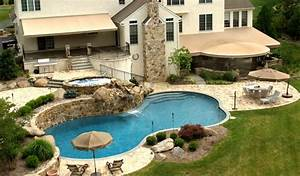 Chester County Backyards - Milanese Remodeling - Awnings