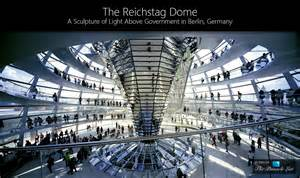 how to design floor plans the reichstag dome a sculpture of light above government
