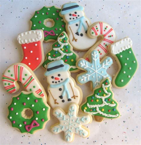 Save 10 easy decorated cookie recipes. CHRISTMAS COOKIE MIX Christmas Decorated Cookies 1 Dozen