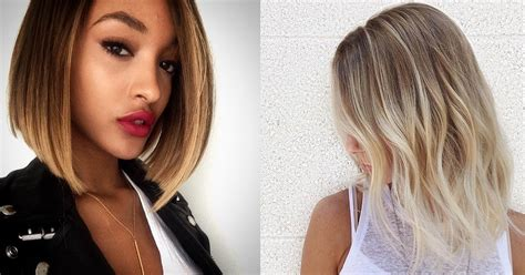 26 Popular Ombre Bob Hairstyles