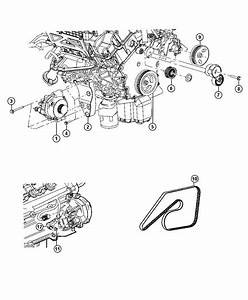 Wiring Diagram  7 2006 Chrysler 300 Serpentine Belt Diagram