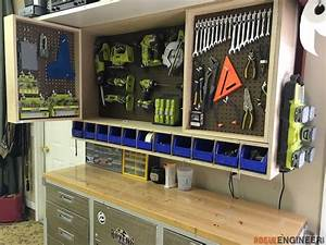 best 25 workbench ideas ideas on pinterest workshop With need place tool applicable garage storage ideas