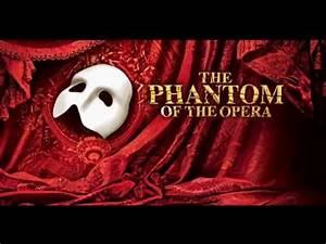Broadway Las Vegas 2016-2017: The Phantom of the Opera ...