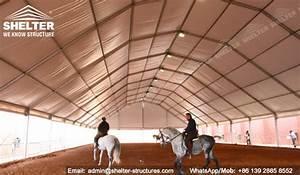 Aluminum Equestrian Tent for Indoor Horse Training Arena ...
