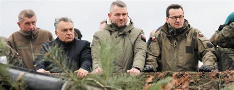 Višegradas valstis atzīmē 20 gadus NATO / Diena