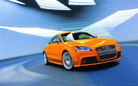 2009 Audi Tts Coupe Car Wallpaper Hd Car Wallpapers