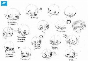 Chibi Expression by laurentiusmark93 on DeviantArt