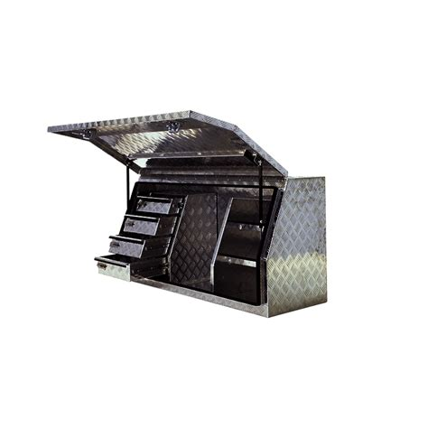toolbox full door aluminium toolboxes  utes