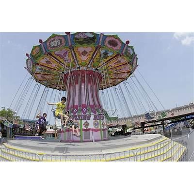SwingsOcean City MD Amusement Park