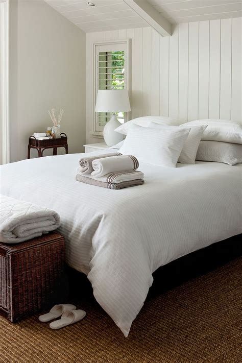 guest rooms guest room simple all white favorite places spaces pinterest