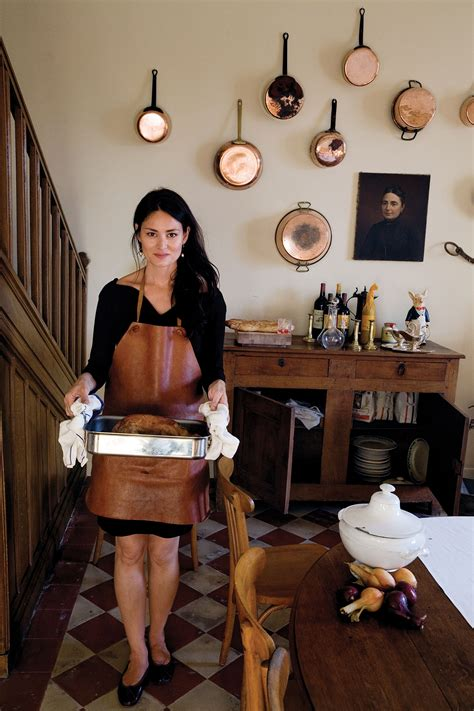 Mimi Thorissons Dream Kitchen In Her  Ee  French Ee   C Au Vogue