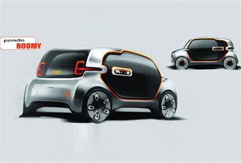 2020 Fiat Panda by Fiat Panda E 500 2020 Foto Virgilio Motori