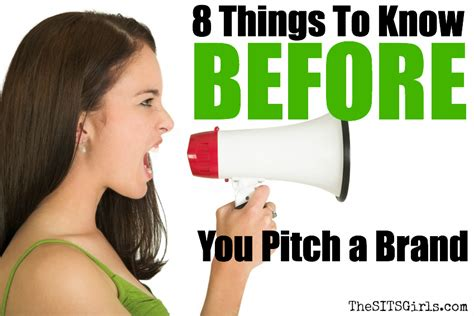 8 Things Bloggers Should Know Before They Pitch A Brand