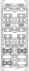 Alfa Romeo Mito  2015  2016  Fuse Box Diagram