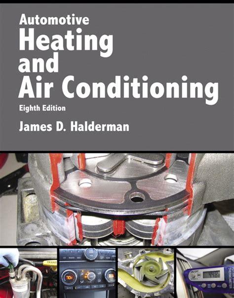 halderman automotive heating  air conditioning