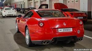 Ferrari 599 Gtb On Track   Losail Circuit