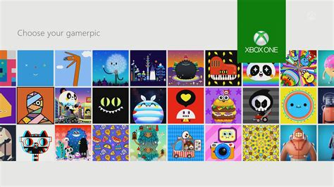 Xbox One Will Be Getting Custom Gamerpics And More Later
