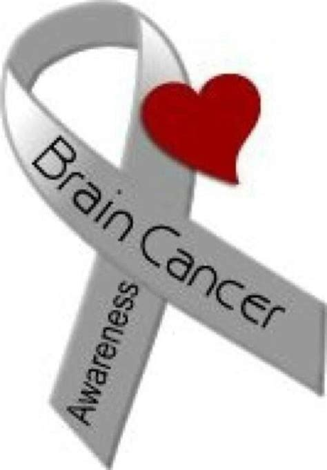 color for brain cancer brain cancer awareness