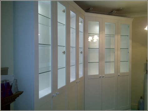 wall kitchen cabinets with glass doors wonderful glass door display cabinet home ideas collection 9590