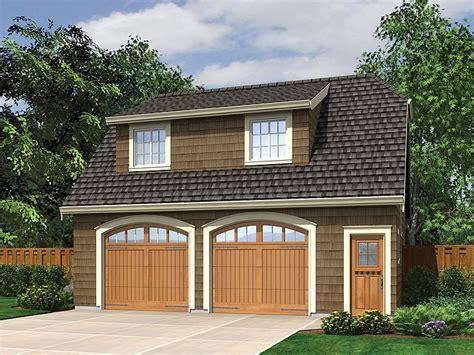 Garage Apartment Plans  Craftsmanstyle 2car Garage