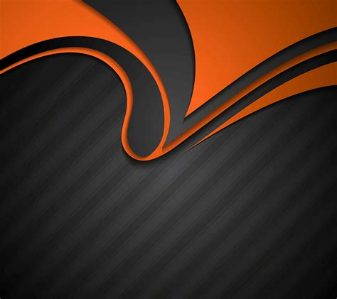 Abstract Black Orange Wallpaper by Orange Abstract Wallpaper Imgsnap