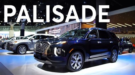 When Is The 2020 Hyundai Palisade Coming Out by 2018 La Auto Show 2020 Hyundai Palisade Consumer