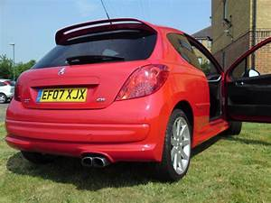 Peugeot 207 Gti 175 Thp With Octane Pack  2007
