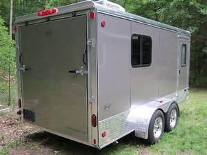 Steve & Kathy's Website: Our cargo trailer camper
