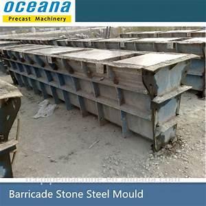 Beton In Form : form von beton stra ensperre in verkehr barriere beton barrieren stahlform newgerssay ~ Markanthonyermac.com Haus und Dekorationen