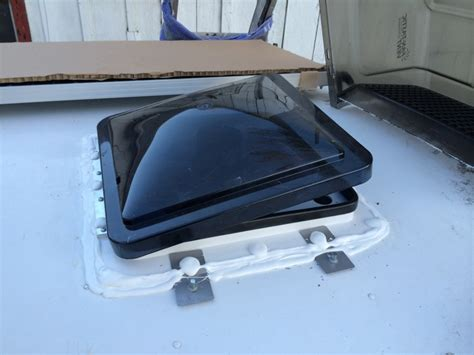 fantastic fan vent cover installation adventures of dave and ann replacing an old vent with a