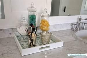 Master bathroom decor - The Sunny Side Up Blog