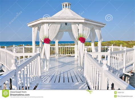 perfect wedding venue stock image image  empty