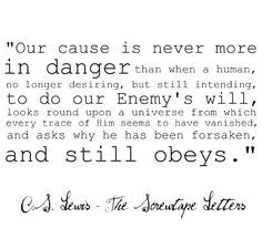 screwtape letters quotes screwtape letters quotes crna cover letter 12032