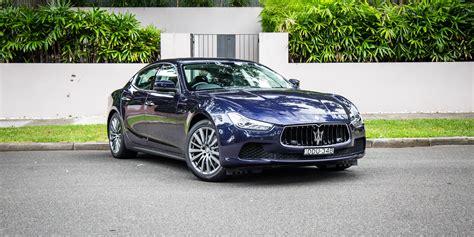 Review Maserati Ghibli by 2017 Maserati Ghibli Review Caradvice