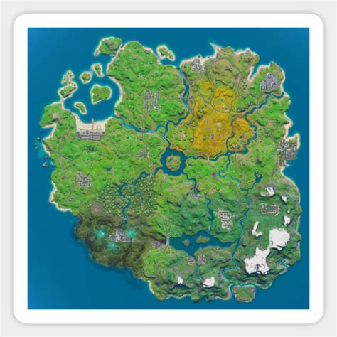 fortnite chapter  season  map fortnite chapter