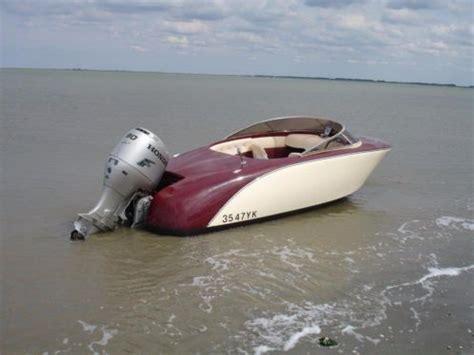 Speedboot Casco by Casco Speedboot Hout Advertentie 436228