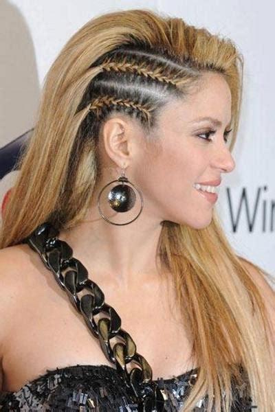 peinados  trenzas en todo el cabello