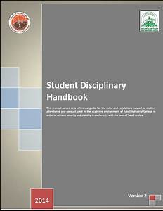 Student Disciplinary Guide