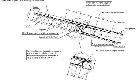 travetti tralicciati particolari costruttivi cype fiu363 transizione a