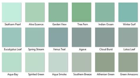 behr paint color lotus leaf behr greens 2 i like aqua smoke southern and