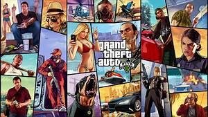 GTA V Wallpapers GamerBolt